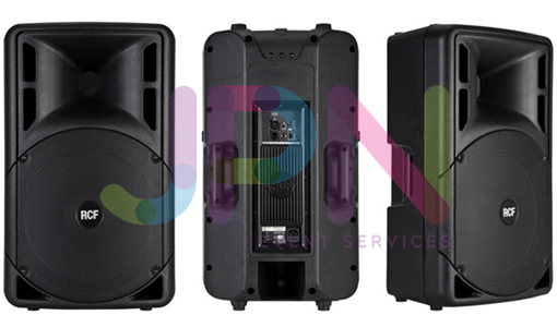 RFC Art 312A Active Two-Way Speaker Hire - From £25