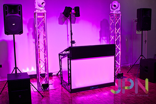 Mobile Disco & DJ Hire from JPN Event Services